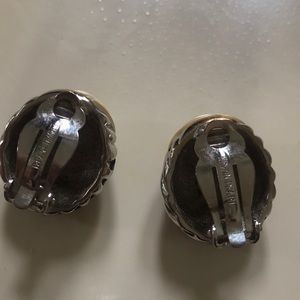 erwin pearl Jewelry - Erwin Pearl vintage pearl costume  earrings